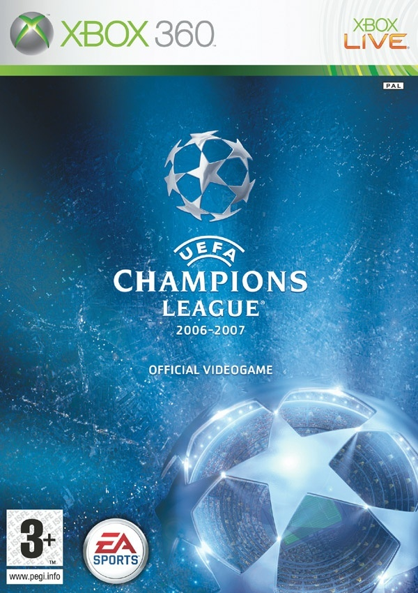 Cover zu UEFA Champions League 2006-2007