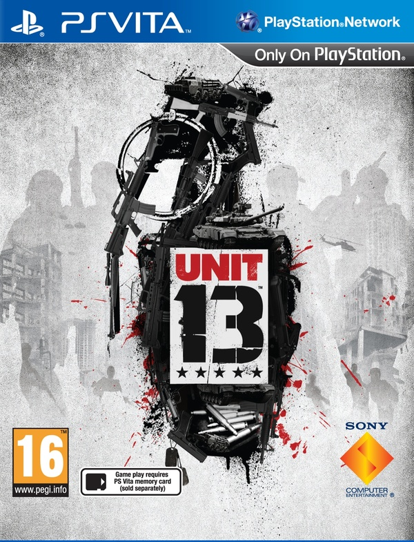 Cover zu Unit 13