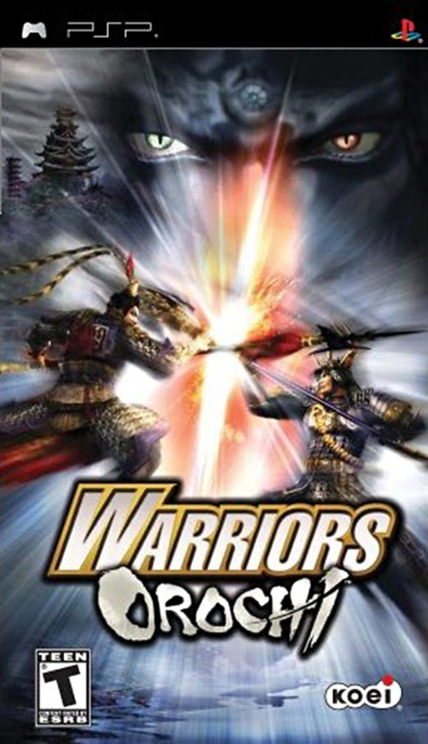 Cover zu Warriors Orochi