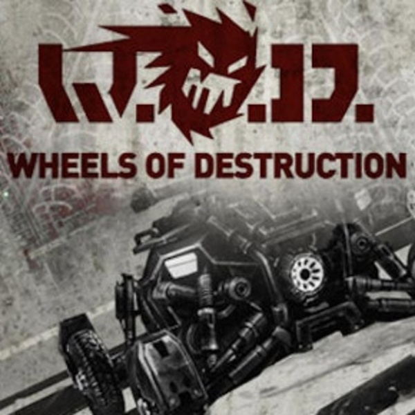 Cover zu Wheels of Destruction