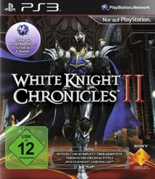 Cover zu White Knight Chronicles 2