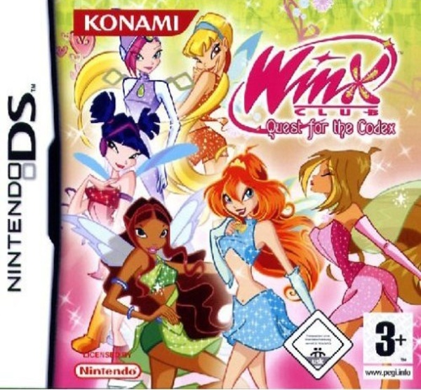 Cover zu Winx Club: The Quest for the Codex