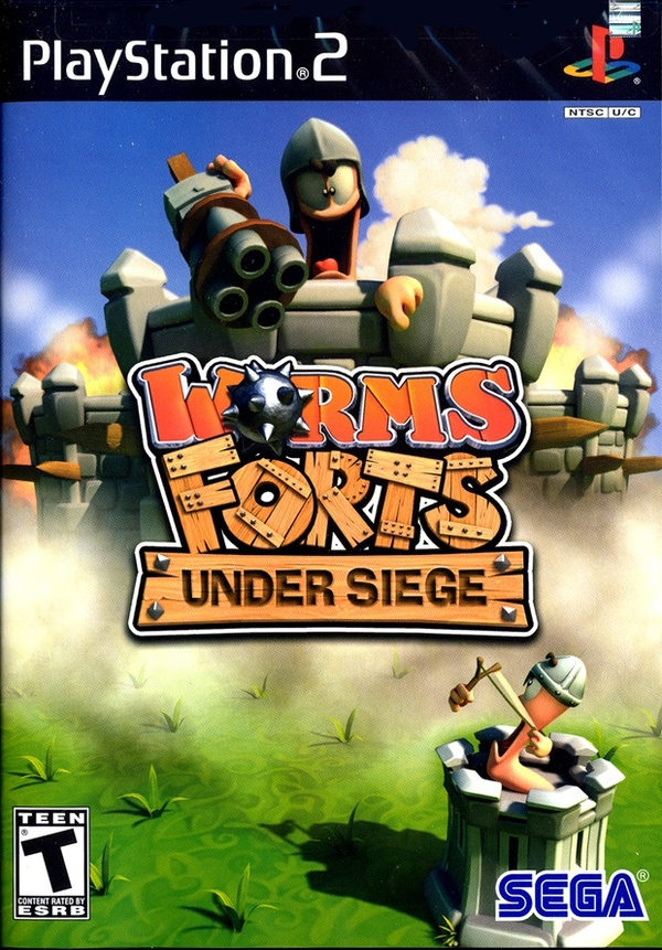 Cover zu Worms: Forts