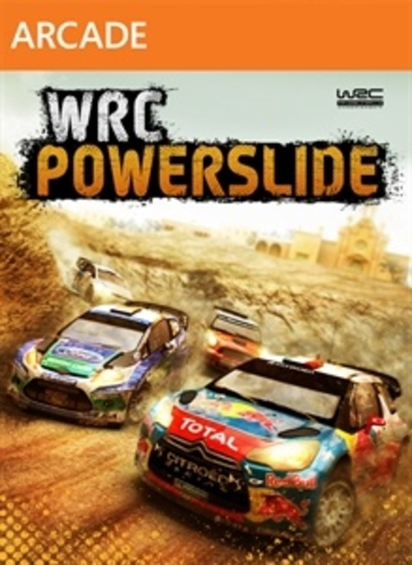 Cover zu WRC Powerslide