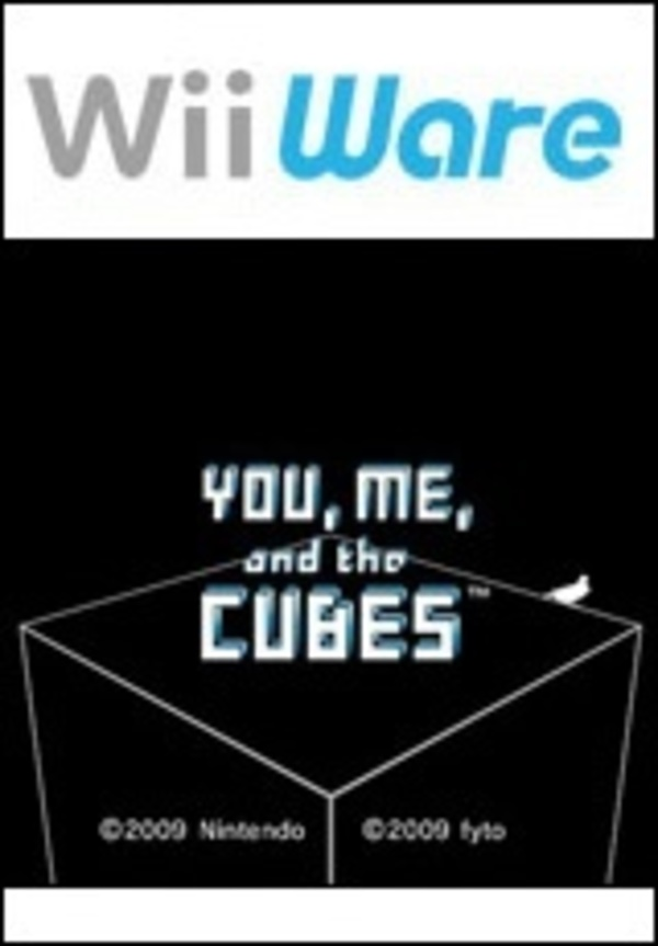 Cover zu You, Me, and the Cubes