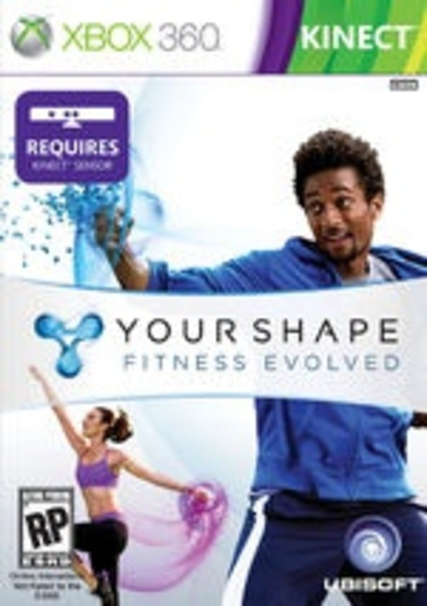 Cover zu Your Shape: Fitness Evolved