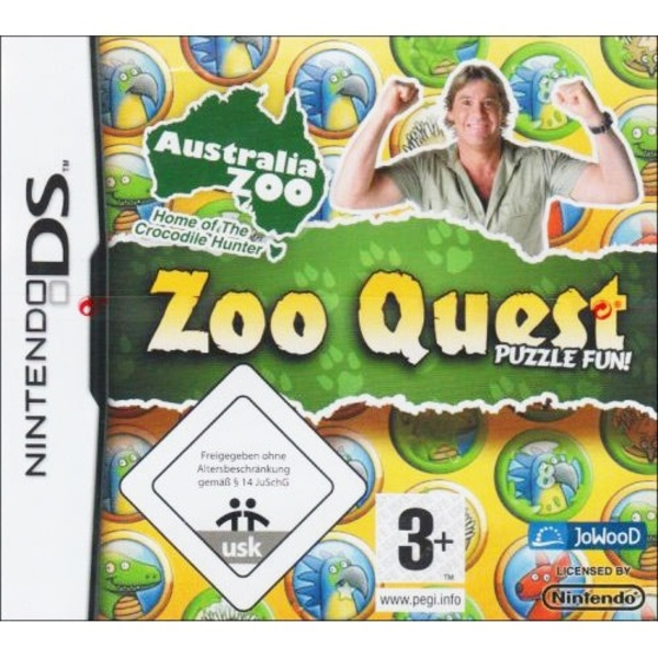 Cover zu Zoo Quest