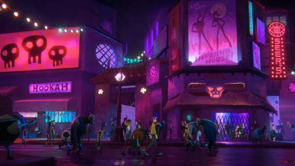 Screenshot zu Afterparty (PS4) - Screenshots