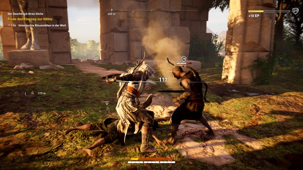 Screenshot zu Assassin's Creed: Origins (PS4) - Screenshots