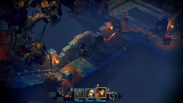 Screenshot zu Battle Chasers: Nightwar (PS4) - Screenshots