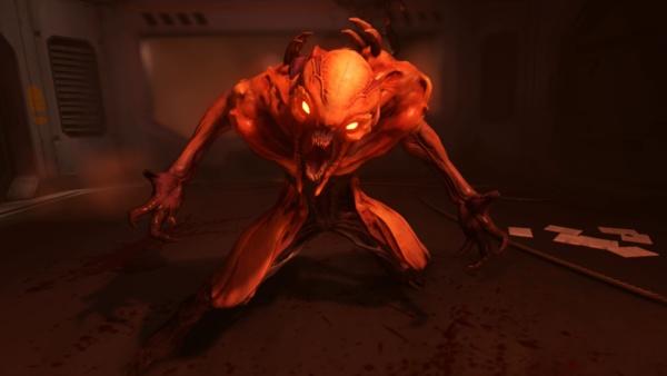 Screenshot zu Doom (Nintendo Switch) - Screenshots der Nintendo Switch-Version