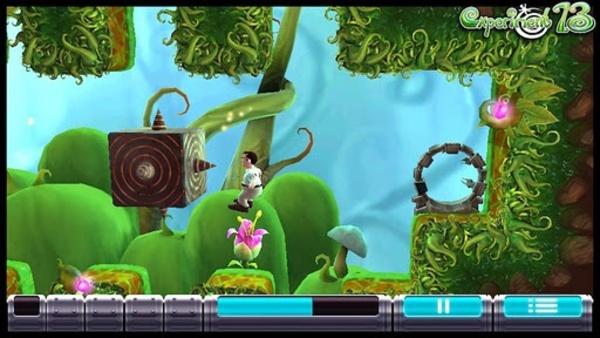 Screenshot zu Experiment 13 (Android) - Screenshots