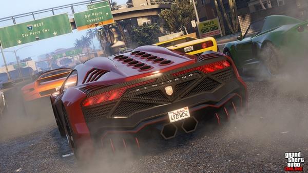 Screenshot zu Grand Theft Auto 5 (PS4) - Bilder aus der PS4-/Xbox-One-Version