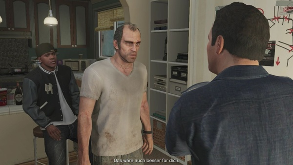 Screenshot zu Grand Theft Auto 5 (Xbox 360) - Screenshots