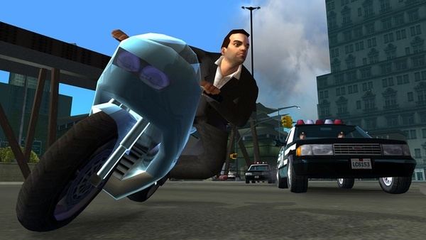 Screenshot zu GTA: Liberty City Stories (iOS) - Screenshots (Mobile-Version)