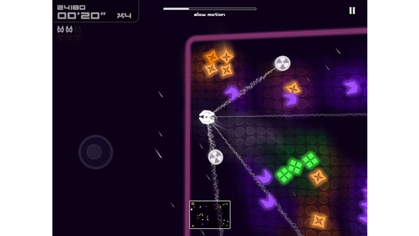 Screenshot zu Infinity Field HD (iOS) - Screenshots