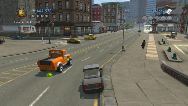 Screenshot zu LEGO City Undercover (Wii U) - Screenshots
