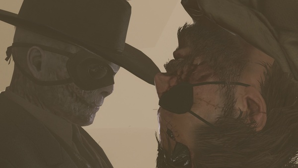Screenshot zu Metal Gear Solid 5: The Phantom Pain (PS4) - Screenshots