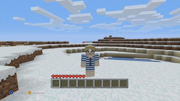 Screenshot zu Minecraft 360 (Xbox 360) - Alle Skins aus dem Skin-Pack-1-DLC