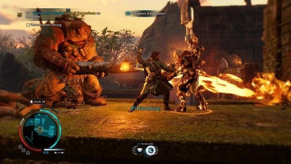 Screenshot zu Mittelerde: Schatten des Krieges (PS4) - Screenshots