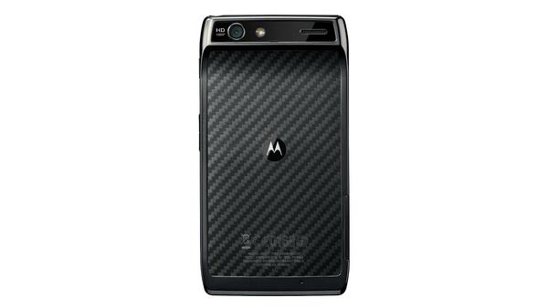 Bild der Galerie Motorola Razr - Bilder