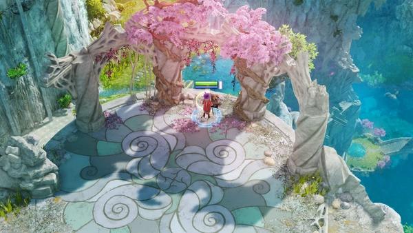 Screenshot zu Nine Parchments (Nintendo Switch) - Screenshots