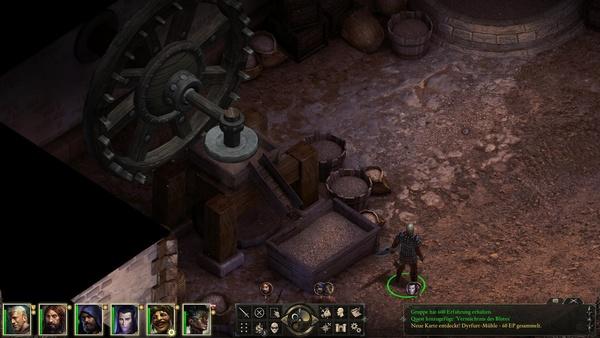 Screenshot zu Pillars of Eternity (PS4) - Screenshots