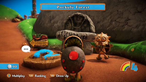 Screenshot zu PixelJunk Monsters 2 (PS4) - Screenshots