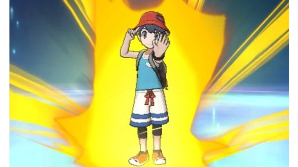 Screenshot zu Pokémon Ultrasonne & Ultramond (3DS) - Screenshots