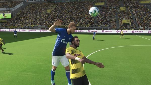 Screenshot zu Pro Evolution Soccer 2018 (Xbox One) - Screenshots