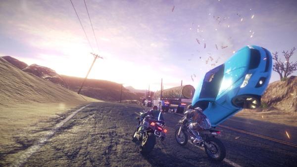 Screenshot zu Road Redemption (Xbox One) - Screenshots