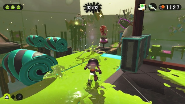 Screenshot zu Splatoon 2 (Nintendo Switch) - Screenshots