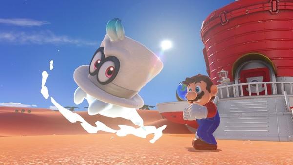 Screenshot zu Super Mario Odyssey (Nintendo Switch) - Screenshots
