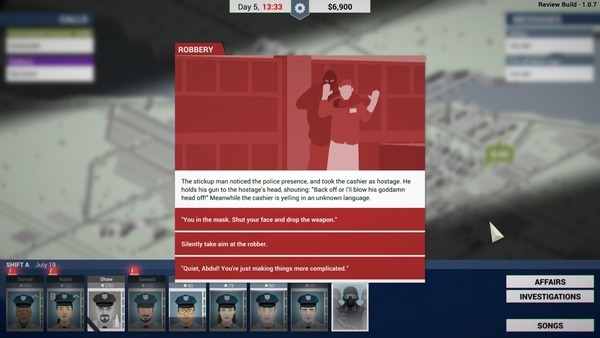 Screenshot zu This Is the Police (PS4) - Screenshots