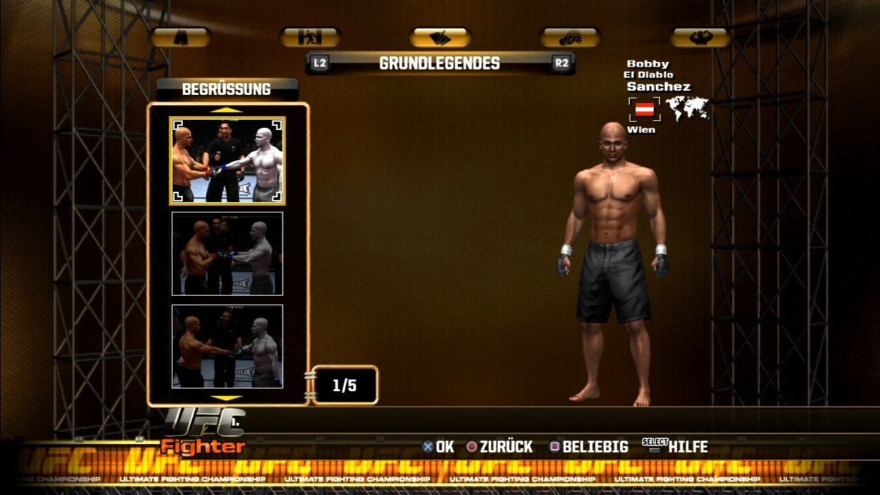ufc undisputed 2010 test f r playstation 3 und xbox 360. Black Bedroom Furniture Sets. Home Design Ideas