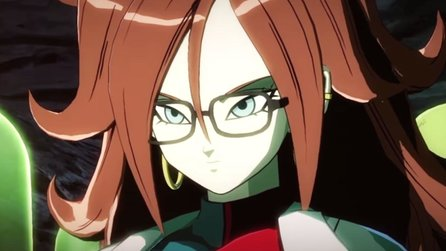 Dragon Ball FighterZ - Story-Trailer enthüllt Android 21, Beat 'em up will Android-Saga neu erzählen