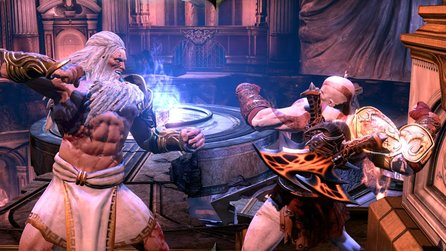 God of War 3 Remastered - Gameplay-Trailer »Kratos vs. Hades«