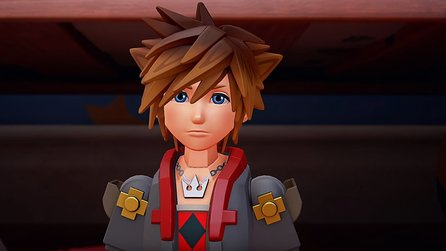 Kingdom Hearts 3 - Leak zeigt Screenshots aus neuer Monster AG-Welt