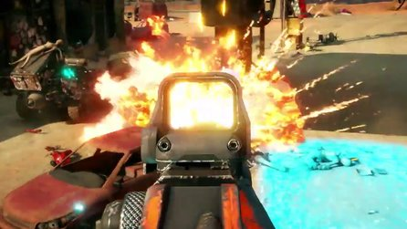 Rage 2 - Release-Termin & Open-World-Irrsinn im Trailer