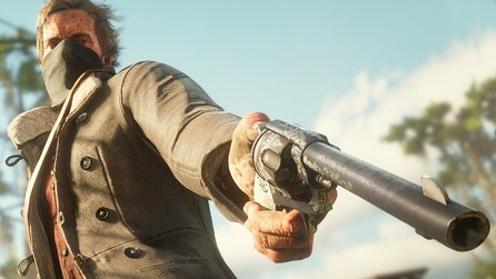 Red Dead Online - Video: Bringt Gun Rush die Wende?