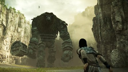 Shadow of the Colossus - TGS-Trailer zeigt neue Szenen aus dem PS4-Remake
