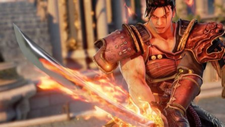 Soul Calibur 6 - 10 Minuten Gameplay & Interview von der PSX 2017