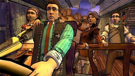 Tales From The Borderlands - Staffel 1 im Test - Schlingel zum Liebhaben