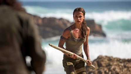 Tomb Raider - Erster Teaser-Trailer zeigt Alicia Vikander als Lara Croft in Aktion