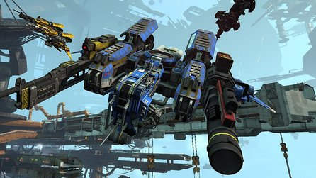 Was ist... Strike Vector? - Multiplayer-Action in Space