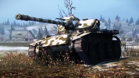 World of Tanks - Update-Trailer: »Rapid Fire« für Xbox 360
