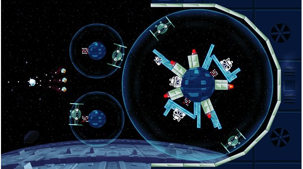 Angry Birds Star Wars - Screenshots von der Gamescom 2013
