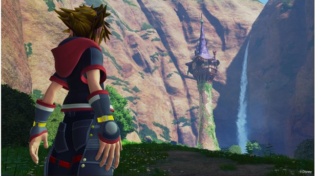 Kingdom Hearts 3 - Screenshots von der E3 2015