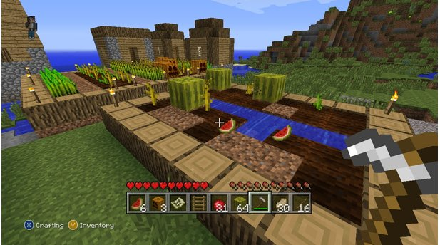 Minecraft: Xbox 360 Edition - Bilder aus Version 1.8.2