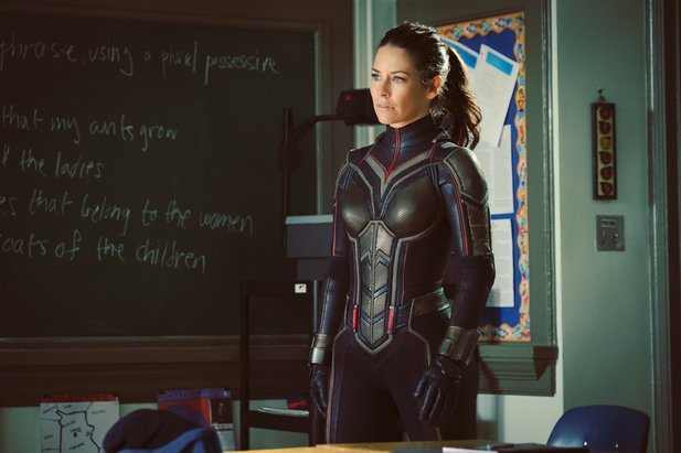 In Ant-Man 2 wird Evangeline Lilly zur Superheldin the Wasp.
